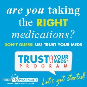 Are You Taking The Right Medications? Don't Guess, use Our Program Trust Your Meds