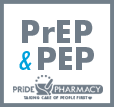 PrEP and PEP available at Pride Pharmacy