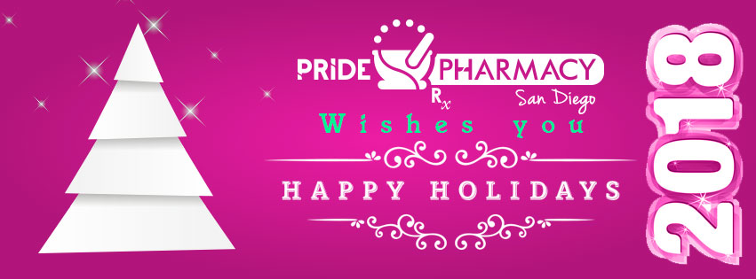 Holiday Hours For Pride Pharmacy San Diego