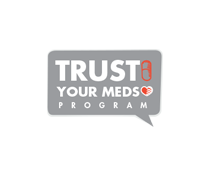 Trust Your Meds Logo