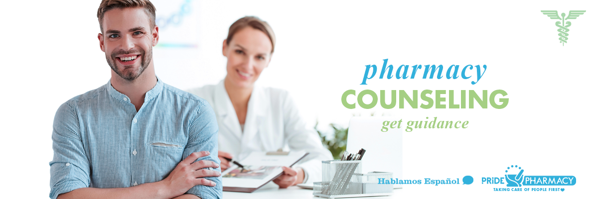 Pride Pharmacy, Pharmacy Counseling