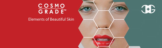 Cosmo Grade Skin Care Available at Pride Pharmacy Hillcrest