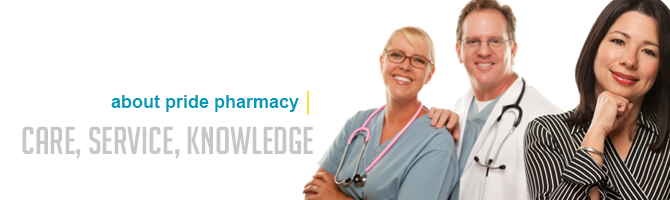 Pride Pharmacy San Diego County Specialty Pharmacy Locally Owned and Operated