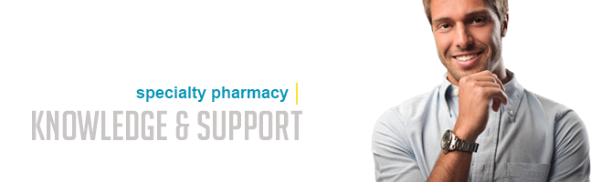 Pride Pharmacy is a specialty pharmacy, providing medication, consultations, specialized treatments and support for complex, chronic and rare health conditions.
