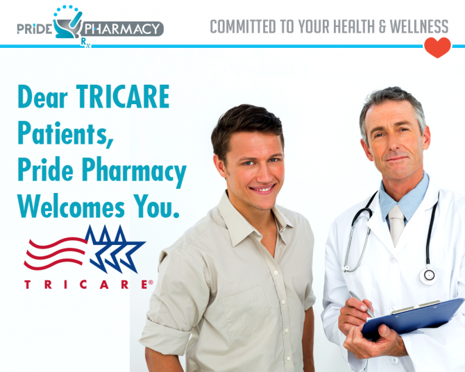 Welcome  TRICARE Beneficiaries, image